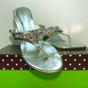 Kelly & Katie Jeweled Sandal